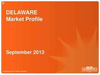 DELAWARE Market Profile