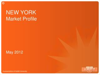 NEW YORK  Market Profile