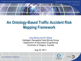 An Ontology-Based Traffic Accident Risk Mapping Framework