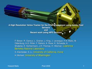 physics motivation for a thin vertex detector