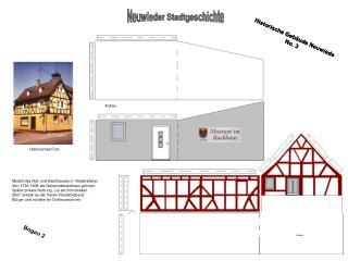 Historische Gebäude Neuwieds No. 3