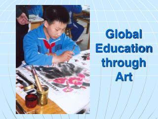 Global Education  through Art
