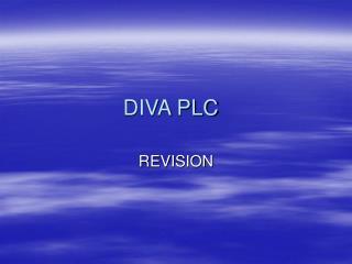 DIVA PLC