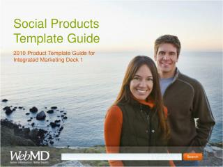 Social Products Template Guide