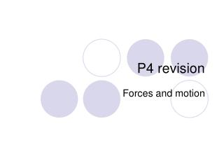 P4 revision