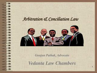 Arbitration & Conciliation Law
