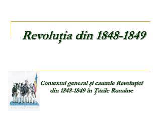 Rev oluţia din 1848-1849
