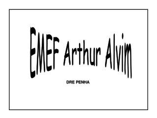 EMEF Arthur Alvim