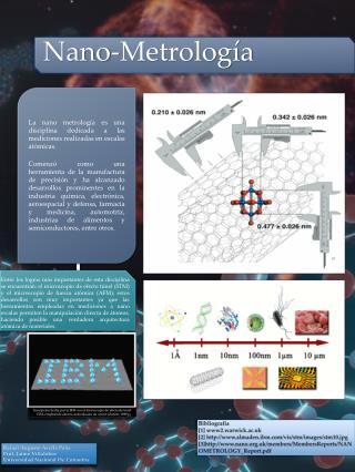 Nano-Metrología
