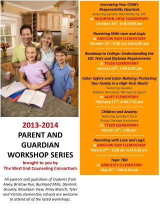 Increasing Your Child's  Responsibility Quotient featuring speaker Neil  McNerny , LPC