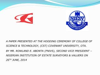 """TOPIC:-  """"  LIFE AFTER GRADUATION, CHALLENGES AND PROSPECTS IN THE GLOBAL LABOUR  MARKET """""""
