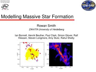 Modelling Massive Star Formation