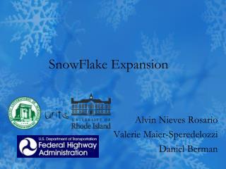 SnowFlake Expansion