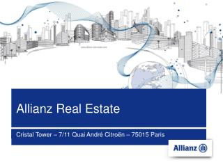 Allianz Real Estate France