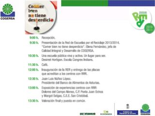 Una red de centros  comprometidos con el reciclaje desde 2006