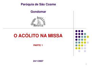 Paróquia de São Cosme Gondomar