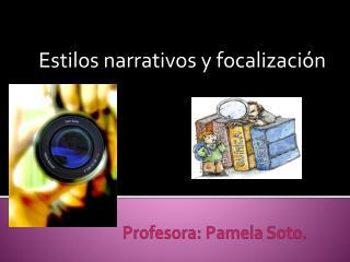 Profesora: Pamela Soto.