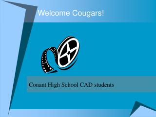 Welcome Cougars!