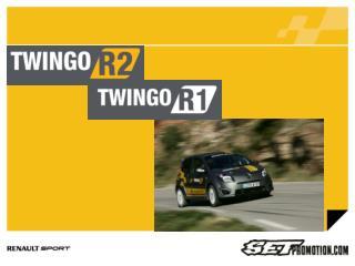 Twingo Renault Sport Gr R