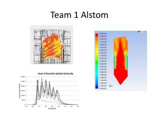Team 1 Alstom