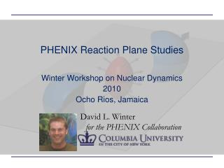 PHENIX Reaction Plane Studies