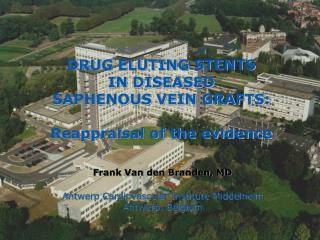 DRUG ELUTING STENTS  IN DISEASED  SAPHENOUS VEIN GRAFTS: Reappraisal of the evidence