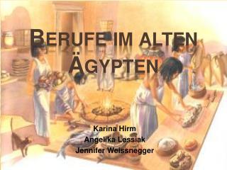 Berufe im alten �gypten