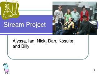 Stream Project