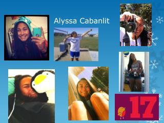 Alyssa Cabanlit