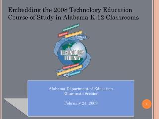 Alabama Department of Education Elluminate  Session February 24, 2009