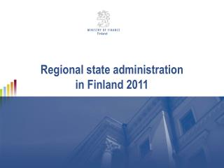 Regional state administration in Finland 2011