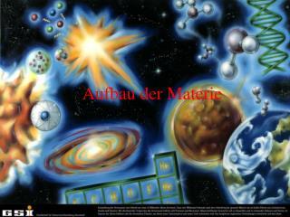 Aufbau der Materie
