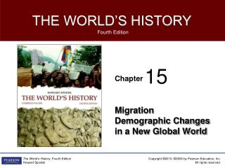 Migration Demographic Changes in a New Global World