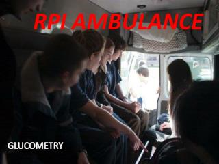 RPI AMBULANCE