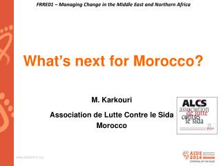 What's next for Morocco?