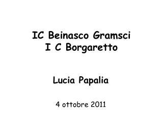 IC Beinasco Gramsci I C Borgaretto
