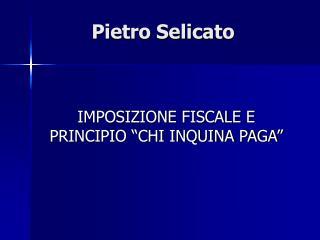 Pietro Selicato