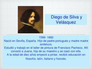 Diego de Silva y Velásquez