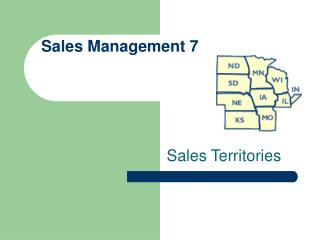 Sales Management 7