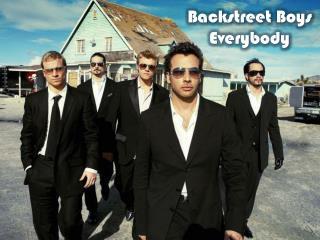 Backstreet Boys Everybody