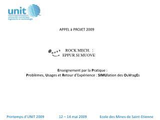 ROCK MECH.  :   EPPUR SI MUOVE