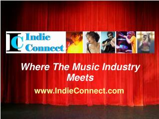Where The Music Industry Meets