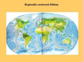 Regionális szerkezeti földtan