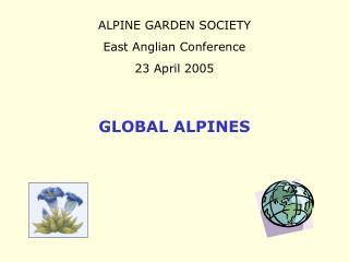 GLOBAL ALPINES