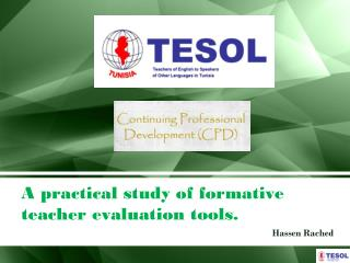 A practical study of formative teacher evaluation tools.