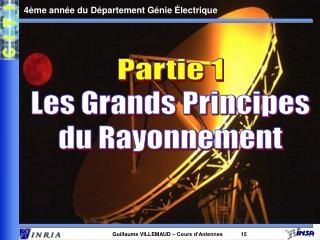4ème année du Département Génie Électrique