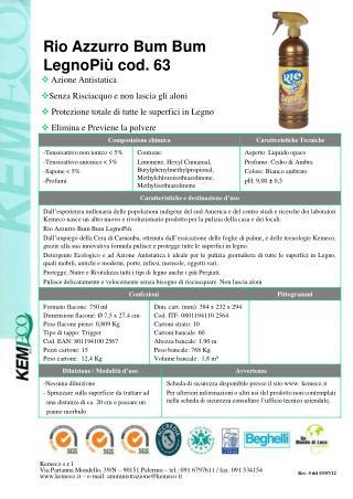 Kemeco s.r.l. Via Partanna Mondello, 39/N – 90151 Palermo – tel.: 091 6797611 / fax: 091 534154