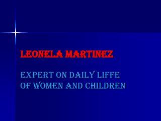 Leonela Martinez
