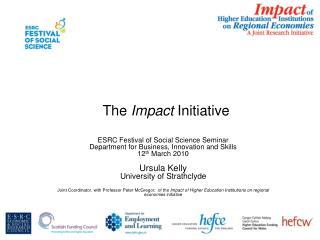 The  Impact  Initiative