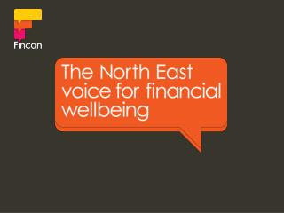 Working with Debt: Causes and effects of debt in the North East Alison Baxter
